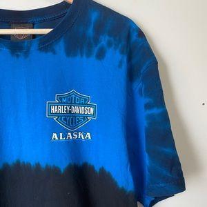 Harley Davidson Alaska Tee Sz L